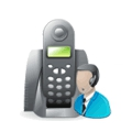 hosting telephone support